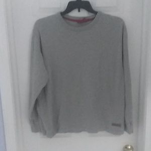 Mossimo 100% Cotton Ribbed Shirt Size L